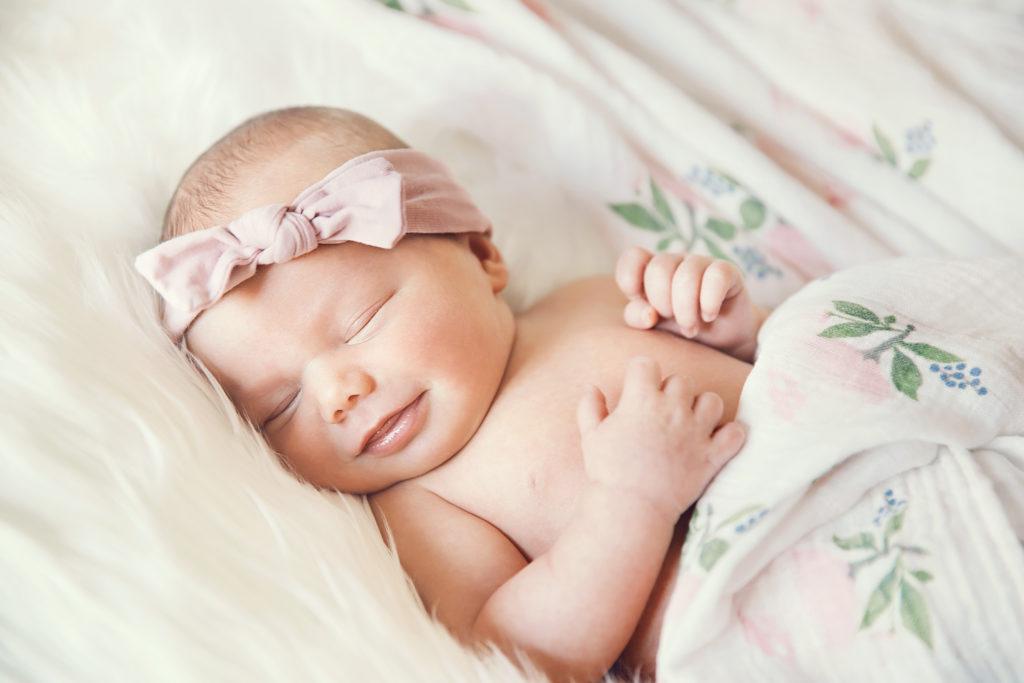 adopting a newborn